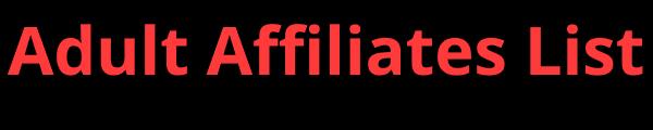 Adult Affiliates List - Official Logo